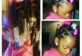 Little Black Girl Hairstyles with Beads Simple Hair Styles for Little Black Girls Braids Beads and