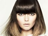 Long Bob Haircuts with Fringe Fringe Hairstyles Woman and Home