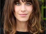 Long Bob Haircuts with Fringe Love the Fringe and Long Bob and Color