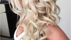 Long Hair Down Bridal Hairstyles 42 Half Up Half Down Wedding Hairstyles Ideas Wedding