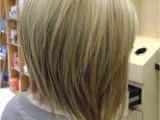 Long Hair Inverted Bob Haircut Long Bob Haircuts Back View