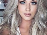 Long Hairstyles and Colors 2018 Gray Hair Color Ideas 2018 2019 Long Hair Tutorial