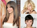 Long Hairstyles Bangs Round Face How to Choose A Haircut that Flatters Your Face Shape