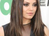 Long Hairstyles for Women with Fine Hair 35 Flattering Hairstyles for Round Faces