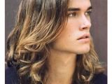 Long Thick Wavy Hairstyles for Men Long Curly Hairstyles Men Pinterest Mens and Cool Easy