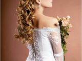 Long Wavy Hairstyles for Weddings the Best Long Wavy Hairstyles for Weddings