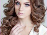 Loose Curl Wedding Hairstyles Bridal Hairstyles Loose Curls Latestfashiontips