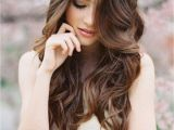 Loose Curl Wedding Hairstyles Most Beautiful Bridal Wedding Hairstyles for Long Hair
