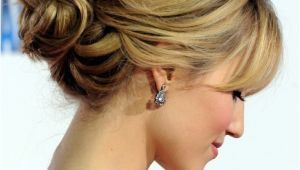 Low Loose Bun Hairstyles for Weddings Loose Bun Hairstyles Weekly
