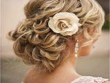 Low Loose Bun Hairstyles for Weddings Loose Low Bun Wedding Hairstyles Hairstyles