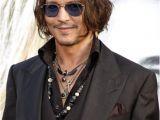 Man with Bob Haircut Johnny Depp Bob Haircut