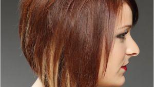 Medium Concave Bob Haircut Medium Bob Haircuts Front and Back Views