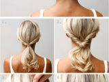 Medium Hairstyles Buns 10 Quick and Pretty Hairstyles for Busy Moms Beauty Ideas