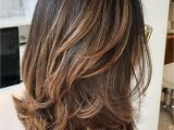 Medium Hairstyles with Highlights 2019 70 Brightest Medium Layered Haircuts to Light You Up In 2019