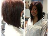Medium Length Angled Bob Haircut 20 Cute & Lively Hairstyles for Medium Length Hair