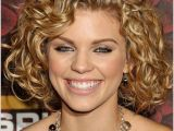 Medium Length Hairstyles for Women with Curly Hair Medium Curly Haircut for Round Face Allnewhairstyles