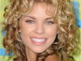 Medium Length Hairstyles for Women with Curly Hair Sensational Medium Length Curly Hairstyle for Thick Hair