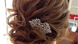 Medium Length Updo Hairstyles for Weddings 8 Wedding Hairstyle Ideas for Medium Hair Popular Haircuts