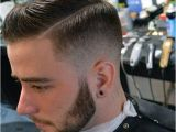 Men S Haircut Fade Sides Hipster Haircut Gallery