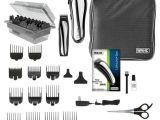 Mens Haircut Kit Wahl Lithium Ion Pro Men S Cordless Haircut Kit with