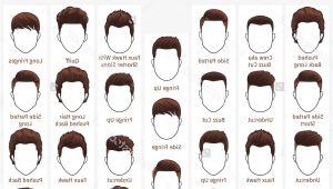 Mens Haircut Style Names Names Mens Hairstyles