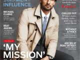 Mens Hairstyle Magazine Men's Style Redesign Signaled by First Male Cover Star