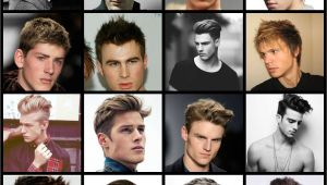 Mens Hairstyle Names with Pictures Styles for Men Chart New Medium Hairstyles