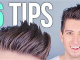 Mens Hairstyling Tips Mens Hair Styling Tips