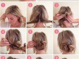 Messy Braid Hairstyles for Short Hair We Love Bridal Hair Braids Hair Pinterest
