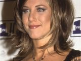 Mid Length Hairstyles Jennifer Aniston 20 Of Jennifer Aniston S Most Iconic Hairstyles Hairs Did