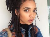 Mixed Girl Hairstyles Braids Box Braids African American Hairstyle Hair Extensions