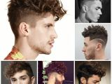 Modern Hairstyles for Men with Curly Hair 2016 Men's Trendy Undercut Hairstyles for Curly Hair