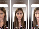 Modiface Hairstyles App L oreal S Augmented Reality Makeup App Developer Modiface Gearbrain