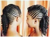 Mohawk Hairstyle with Braids Mohawk Braid Hairstyles Black Braided Mohawk Hairstyles