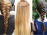 Names Of Braided Hairstyles Braid Hairstyles 101 for the Girly You