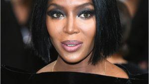Naomi Campbell Bob Haircut 10 Best Black Women Bob Cuts 2017 We Adore