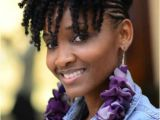 Natural Braided Hairstyles for Black Girls Braided Side Hairstyles for Black Women Black Women