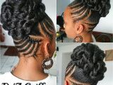 Natural Cornrow Hairstyles for Black Women Birthday Style God S Willing Natural Hair Updos