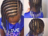 Natural Cornrow Hairstyles for Black Women Natural Hairstyle for Girls Cornrows Beads Natural Hair