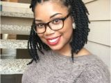 Natural Hairstyles after Taking Out Braids 18 Pics Of Twisted Lobs Long Bobs the Protective Style Taking