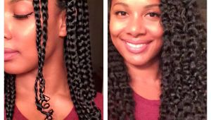 Natural Hairstyles after Taking Out Braids Natural Hair L Defined Braid Out Hair Obsession