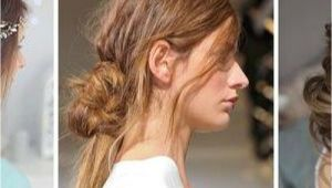 New Hairstyles Buns Cool Messy but Cute Hairstyles