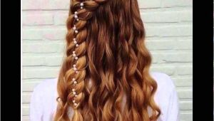 Nice Hairstyles Easy to Do Easy Hairstyles for Girls to Do at Home Beautiful Easy Do It
