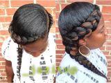 One Goddess Braid Hairstyle 60 Inspiring Examples Of Goddess Braids