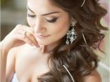 Open Hair Hairstyles for Wedding Indian Bridal Hairstyle Dulhan Latest Hairstyles for Wedding