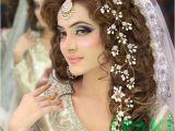 Pakistani Hairstyle for Wedding Best Pakistani Bridal Hairstyles
