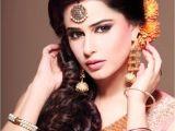 Pakistani Hairstyle for Wedding Pakistani Wedding Hairstyles for Long Hair top Pakistan