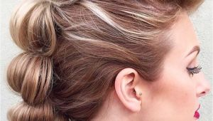 Party Hairstyles Hair Up 6 Effortless Updos You Can Rock with Short Hair It Doesn T Matter