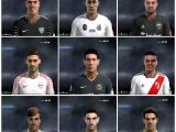 Pes 2013 New Hairstyles Download Pes 2013 Super Facepack V5 by Facemaker Ler Pes Patch
