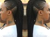 Pictures Mohawk Hairstyles with Braids Mohawk Braid Hairstyles Black Braided Mohawk Hairstyles